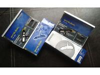 Two Shure Whitelabel cartridges, boxed