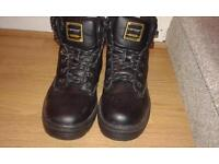 Mens safety boots size 6