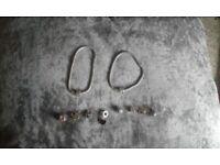 Pandora bracelets and charms bundle