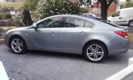 Vauxhall Insignia 2010, 12 month MOT, excellent condition