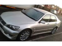 LEXUS IS300 AUTOMATIC LOW MILEAGE 70K