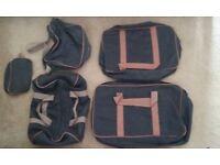 travel bag set (new)