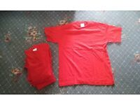 red t -shirts (New)