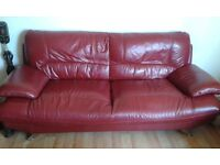 red leather suite urgent
