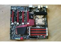 i7 965 Extreme - ASUS Rampage III Extreme - Corsair Vengeance DDR3 8Gb - Bundle