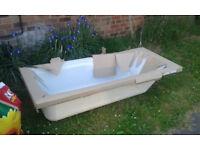 Wickes bath and bath panel