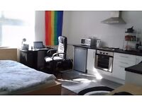 Fully furnished studio, all bills inclusive, 4 months in summer