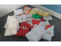 Baby clothing bundle - NB - up to 1 month