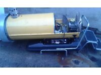 NEW !!! MASTER BV290 INDIRECT OIL HEATER 81 kw TANK 105 L Cpecial offer !!! RRP £ 1759
