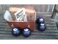 for sale lawn bowling balls