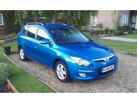 Hyundai i30 crdi comfort estate 59 reg one owner
