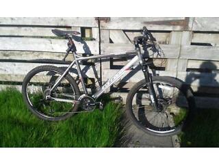 Montain Bike Carrera (brake disk)