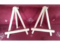 Small Easels (12 in total)