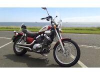 Yamaha XV535 Virago 1997 - runs great, good condition, beautiful cruiser, ideal first big bike