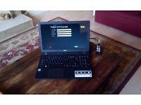Acer E 15 Start laptop
