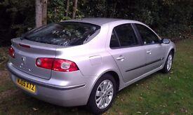 Renault Laguna 2Ltr Expression (2005)