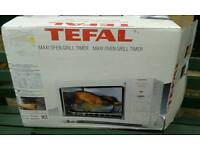 Mains tabletop oven by Tefal