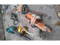 spares and repairs petral garden tools