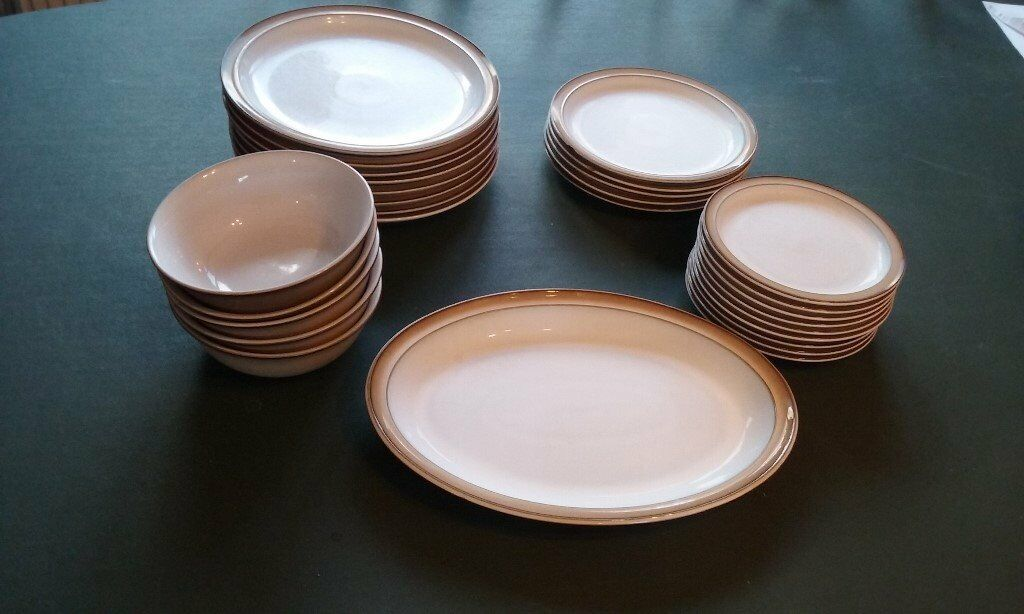 Denby ViceroyAssorted Plates and Bowls and Table L&in Mold Flintshire - Well loved Denby & Denby plates ads buy u0026 sell used - find right price here