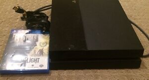 Sony PlayStation 4 with Dying Light Brighton Bayside Area Preview