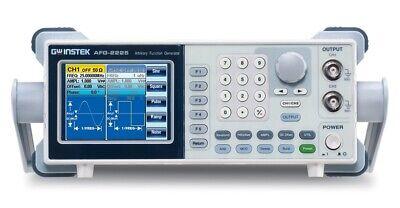 Instek AFG-2225  Arbitrary Waveform Generator NEW OPEN BOX