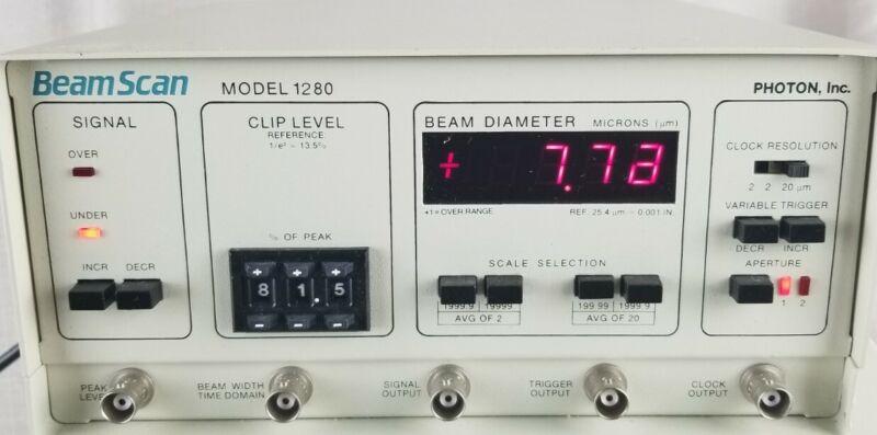 Photon Beam Scan Control Unit 1280-XY/UV/LL/M 5HZ Scan Rate