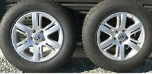 5x Amarok wheels and tyres Full set  in vgc grab a bargain Moffat Beach Caloundra Area Preview
