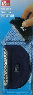 PRYM Wool/Fabric COMB Knitwear D-FUZZ-IT Bobble/Lint Remover