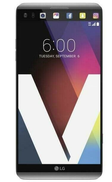 android phone 4g - LG V20 - 64GB 4G LTE (AT&T Unlocked) - Silver Smartphone L/N