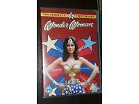 Wonder Woman First Season Series