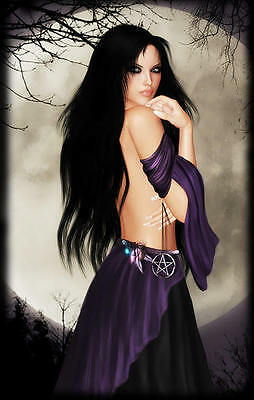 Website Wicca Witchcraft Occult Magic Spells Premium Domain Name Sell Keywords - $1,625.25