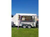Sweet trailer/ kiosk