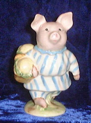 Beswick Beatrix Potter figurine Little Pig Robinson BP2