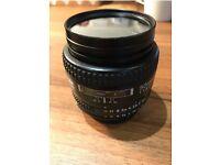 Nikon 50mm f/1.4 AF-D