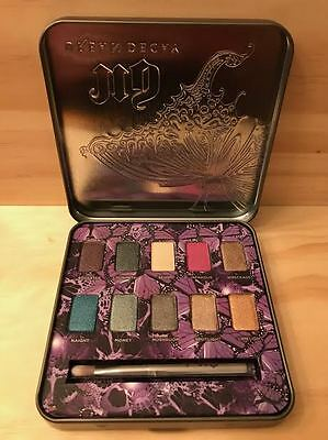 Urban Decay Limited Edition Mariposa Eyeshadow Palette New in Box! Free Shipping