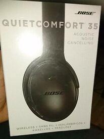 Bose Quietcomfort 35 acoustic noise cancelling
