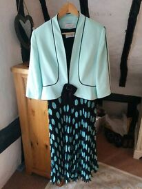 Condici Designer Wedding Outfit size 12 new without tags