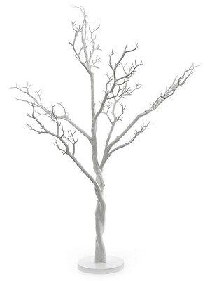 120CM WHITE  MANZANITA WEDDING WISH TREE , CHEAPEST ON EBAY AND GREAT - Wedding Wish Tree