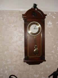 Long Case Wall Clock