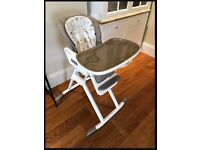 Joie Mimzy 360 Highchair Used