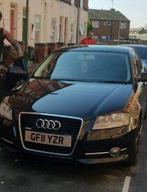 Audi a3 full sline rep