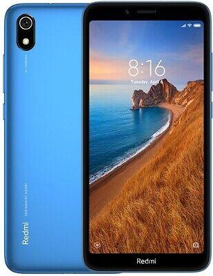 "Xiaomi Redmi 7a Dual Sim 16GB+2GB RAM 5,45"" NUOVO Global Android Mattle Blue"