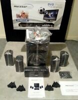 Massif Sound HD-5000 Pro Series Home Theater Package - New