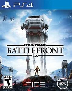 STAR WARS BATTLEFRONT PS4 *BRAND NEW* London Ontario image 1