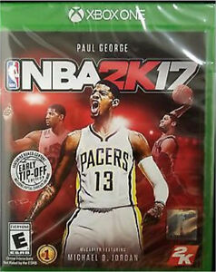 NBA 2k17 Xbox One - looking for NHL17