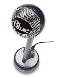 New Blue Microphone NESSIE Adaptive USB Condenser Microphone