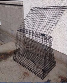 Dog cage for MPV - fits Ford Galaxy