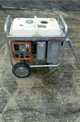 5000 Watt Kubota Generator