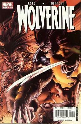 Wolverine #51A, Loeb Story, Simone Bianchi Art, NM 9.4, 1st Print, 2007