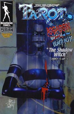 Tarot Witch of the Black Rose 35b Broadsword Jim Balent sexy NM FREE UK POST